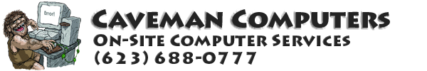 Caveman Computers Inc.